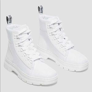 Dr Marten White Boots